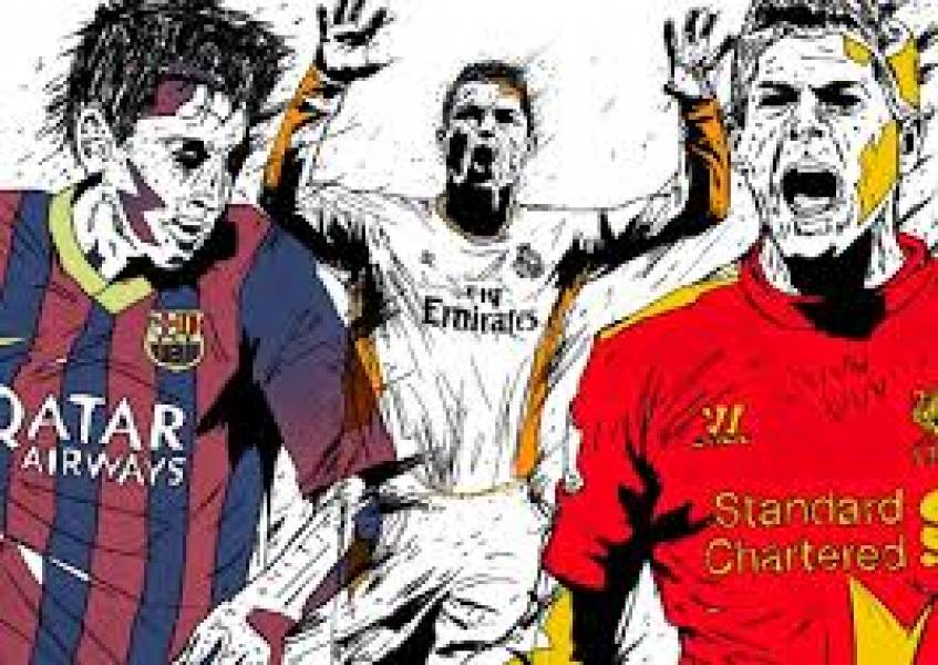 Modern Football Legends – Ronaldo vs. Messi