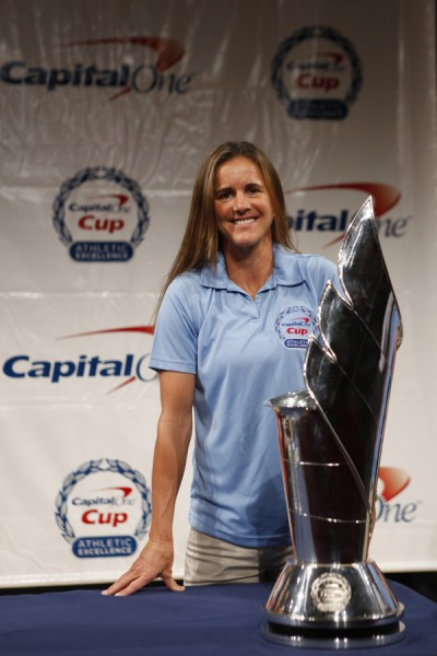 WSR interviews Brandi Chastain