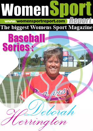 Deborah Herrington, Suites and Catering Manager, Mississippi Braves