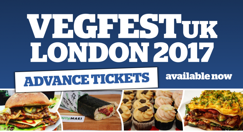 Advance tickets to Vegfesuk