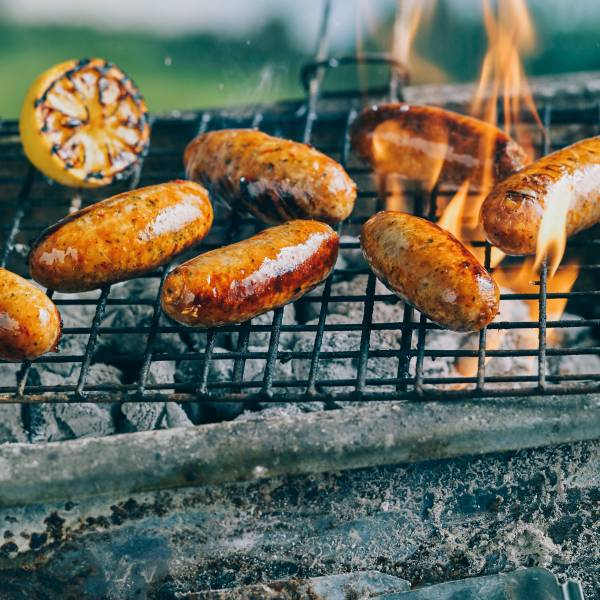 Women sport features - Make MOR of your Great British BBQ with MOR Sausage recipes