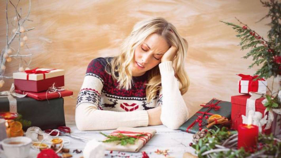 Eight steps to Overcoming Workplace Christmas Stress