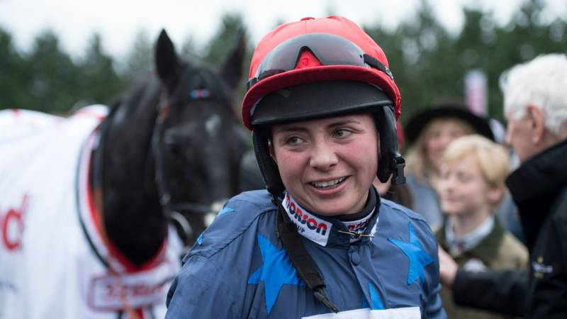 Gender gap in horse racing is narrowing