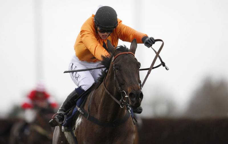 Kelly Will Need Special Ride At Grand National To Make History