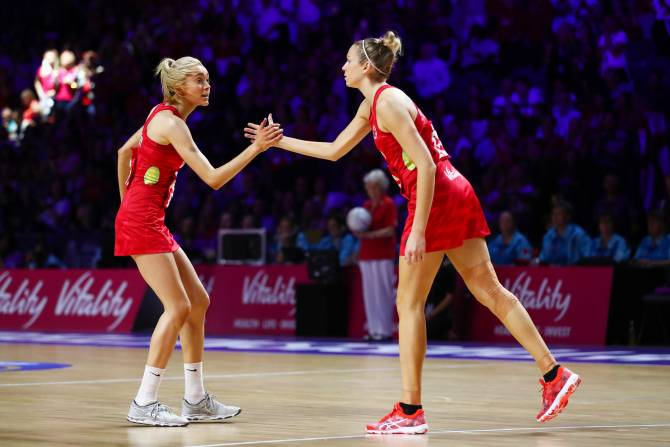 Women sport news - Vitality Roses to face Jamaica, New Zealand and South Africa in a new international competition in 2020
