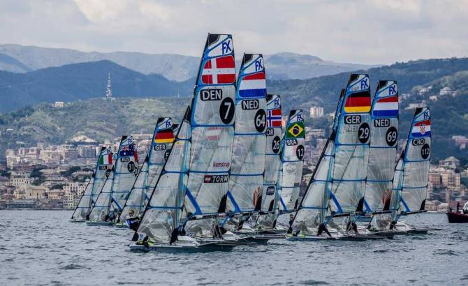 Coronavirus prompts move of Asian Olympic sailing qualifiers from China to Italy