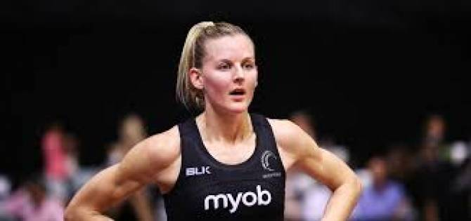 Women sport news - Katrina Grant has been named the 2018 ANZ Premiership Player of the Year.