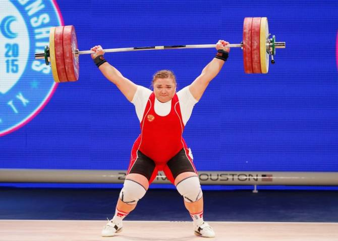 Women sport news - Russian weightlifters banned from Rio 2016