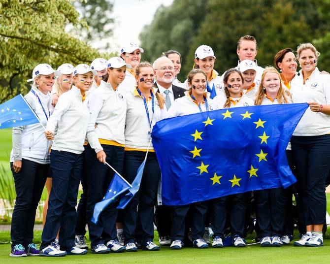 Women sport news - 2017 PING JUNIOR SOLHEIM CUP QUALIFYING KICKS OFF IN PORTUGAL
