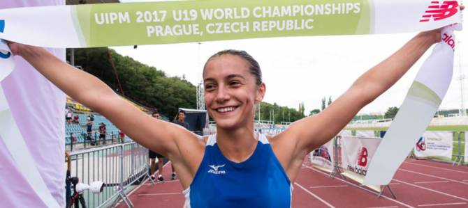 Women sport news - 2017 U19 WORLD CHAMPIONSHIPS: IBATULLINA IS GOLDEN GIRL FOR RUSSIA