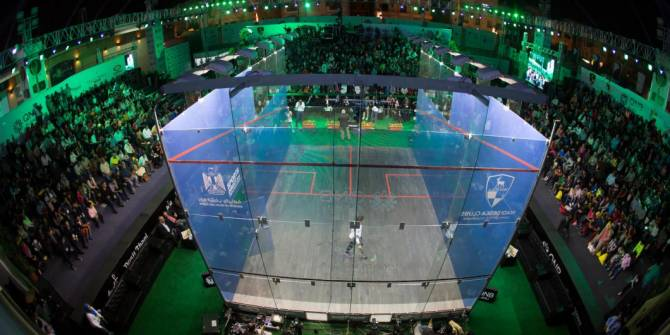 2018/19 PSA World Tour Finals to Be Held in Cairo