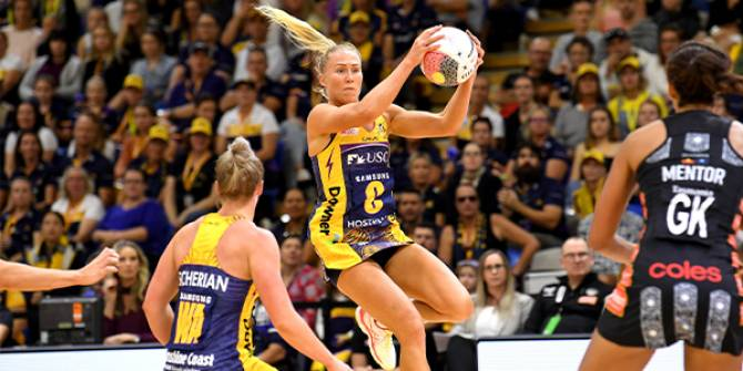 Women sport news - A Lightning Masterclass