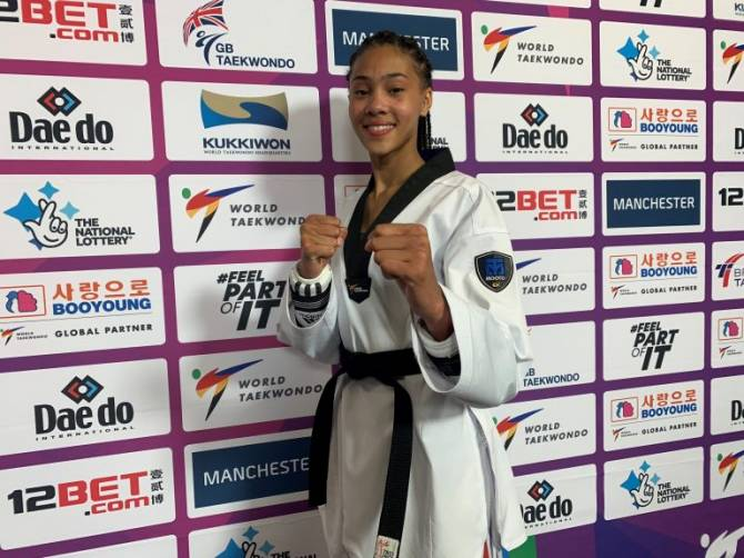 Women sport news - A PLUS! STUDENT AALIYAH PASSES WORLD CHAMPIONSHIP TEST WITH FLYING COLOURS