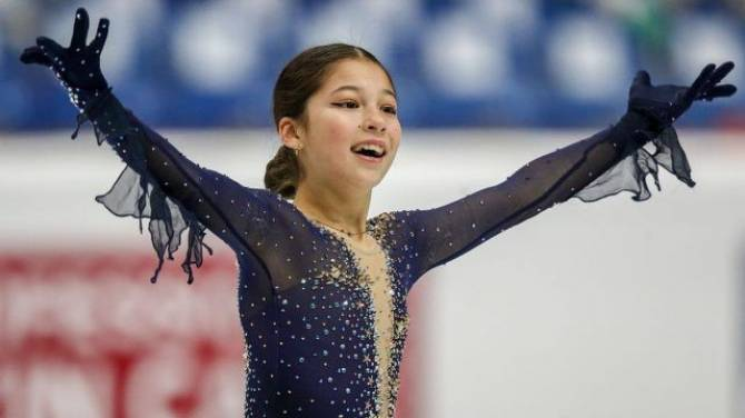 Women sport news - Alysa Liu Announces Coaching Change