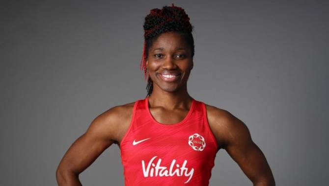 Women sport news - Ama Agbeze honoured at British Ethnic Diversity Sports Awards