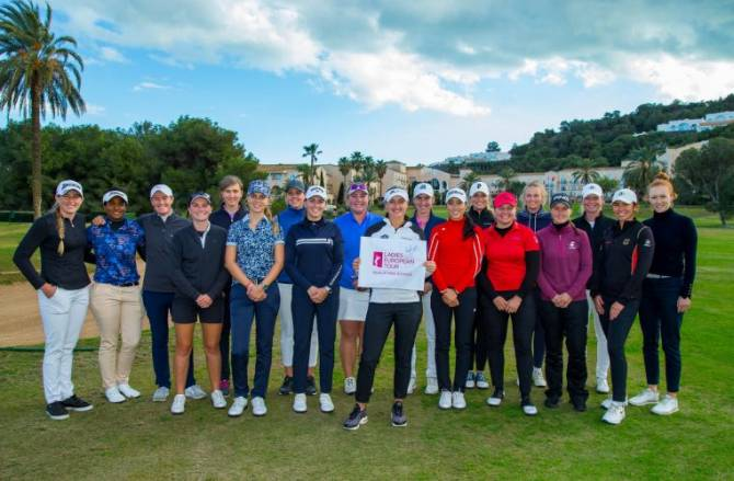 Women sport news - Amy Boulden wins LET Qualifying School