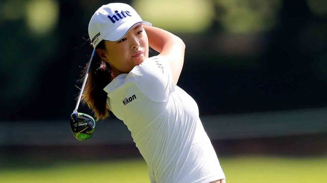 ANA INSPIRATION AS JIN YOUNG KO  CONFIRMS HER TITLE DEFENSE