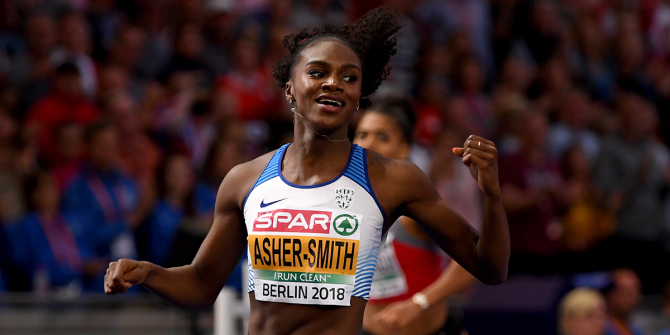 Women sport news - ASHER-SMITH MAKES HISTORY TO SECURE DOUBLE EUROPEAN GOLD