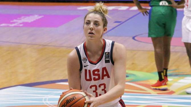 Women sport news - Atkins,  Mitchell and Lou Samuelson Added for Upcoming USA National Team Competitions