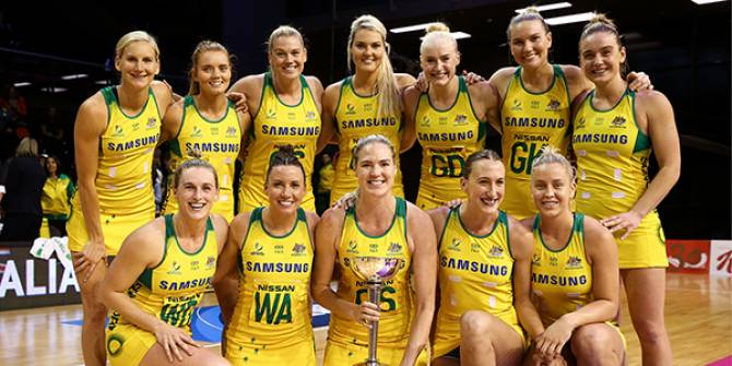 Australia Win a Sixth Consecutive Constellation Cup
