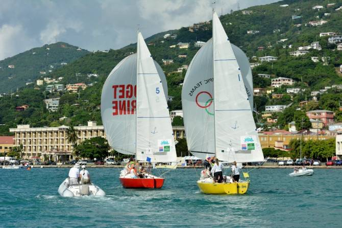 Women sport news - Best Women Match Racers Set Sail in St. Thomas