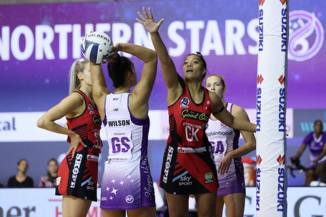 Women sport news - BIRD SHINES IN TACTIX WIN OVER STARS