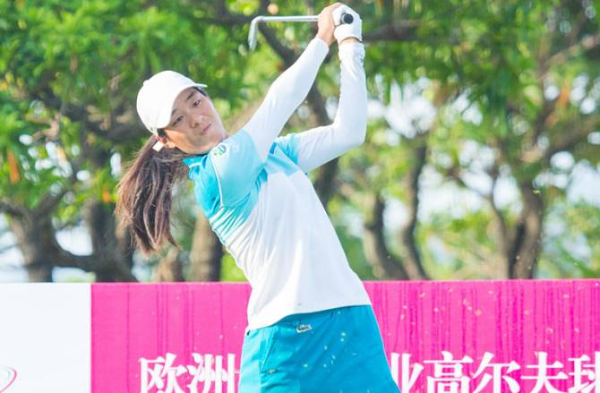 Women sport news - Boutier one clear on Sanya Debut