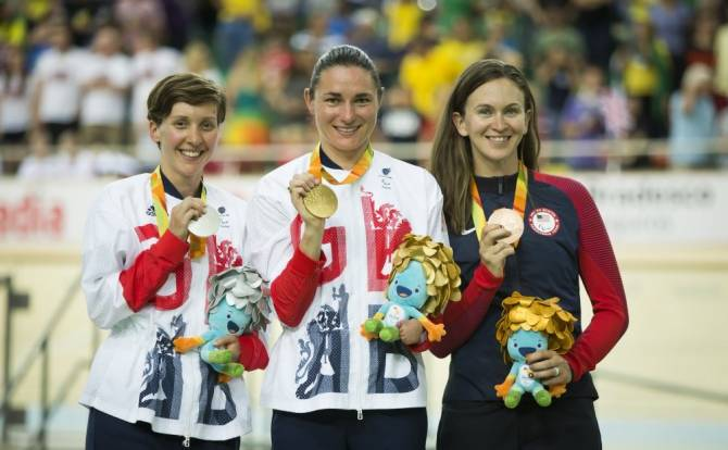 Women sport news - British Paralympic star Dame Sarah Storey among four elected to IPC Athletes' Council