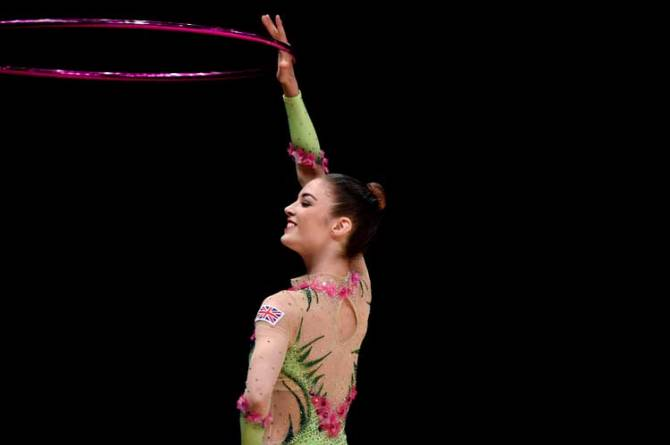 British rhythmic champion Laura Halford tells us what you can expect at the Championship Series