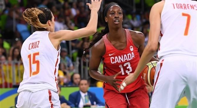 Women sport news - Canada wave goodbye to key trio