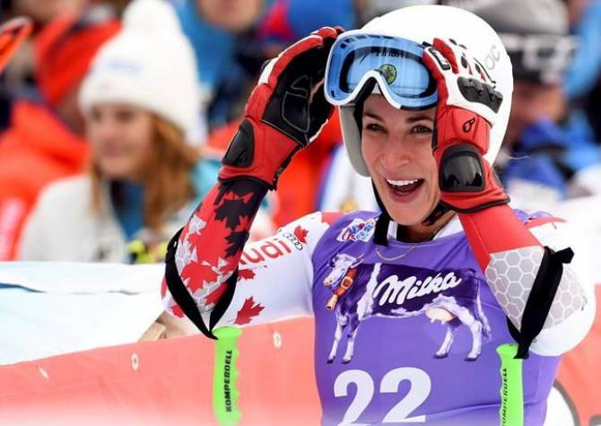 Women sport news - Canada's Larisa Yurkiw Retires From Downhill Racing After Career-Best Season