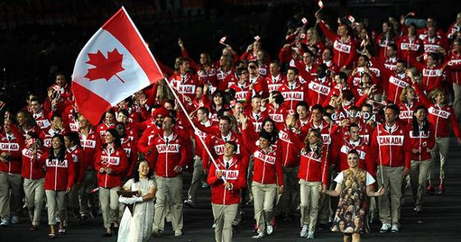 Canadian government provides support to the sports sector