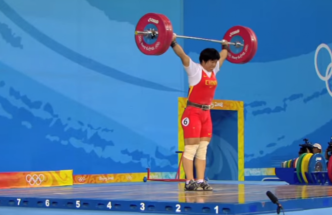 Women sport news - China facing one-year ban from weightlifting over repeated doping cases