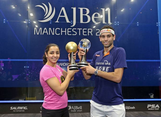 Women sport news - Defending Champion El Welily Named Top Seed for 2018/19 PSA World Championships