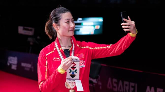 Ding Ning Breaks Duck as Xu Xin Secures Consecutive Titles at 2018 ITTF Bulgaria Open