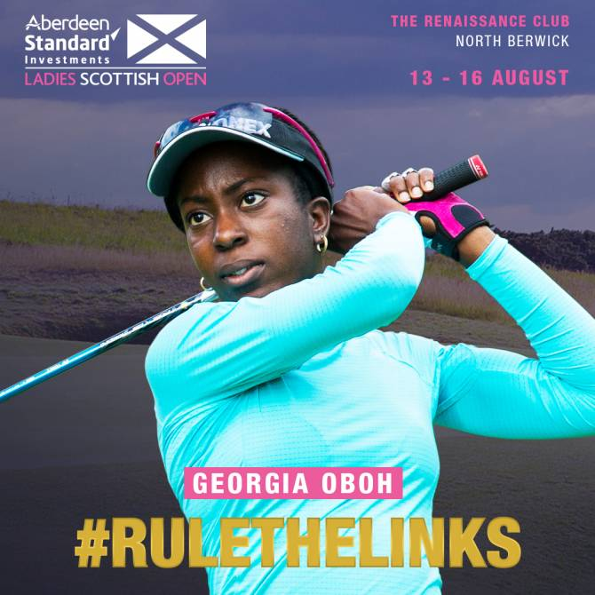 Women sport news - Dryburgh and  Oboh awarded final two invitations for the Ladies Scottish Open