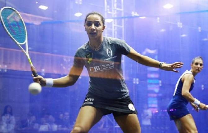 Women sport news - Egypt's El Welily Captures China Open Titles in Shanghai
