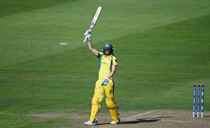Women sport news - Ellyse Perry moves up to career-best rankings