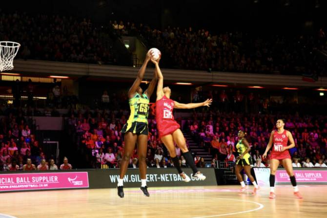 Women sport news - England  Vitality Roses narrowly miss out on Nations Cup final