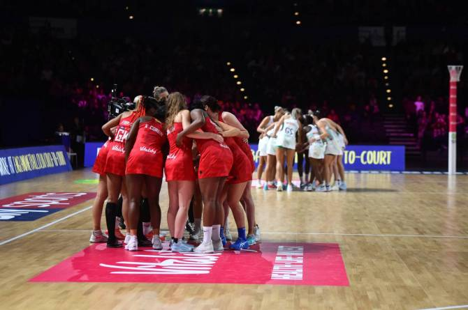Women sport news - England defeat South Africa to make The Vitality Nations Cup Finals