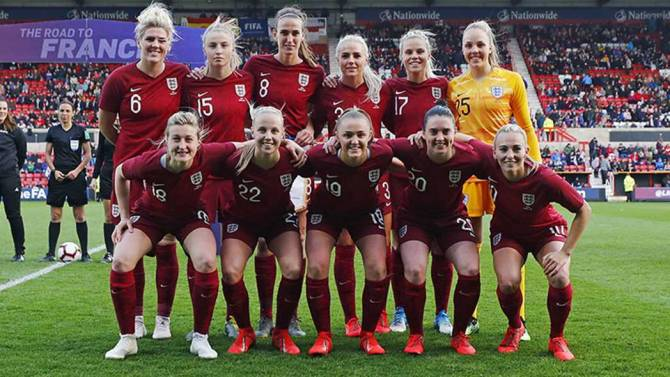 Women sport news - England victorious over Spain in France Series Friendly