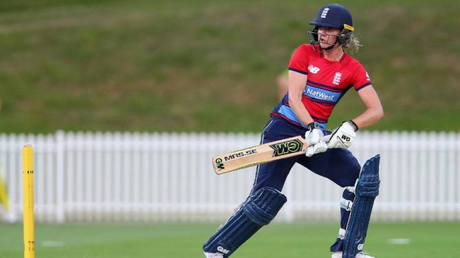 Women sport news - England win T20 warm-up by 90 runs