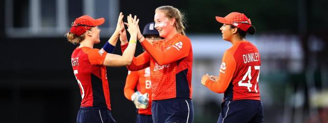 Women sport news - England Women Beat Bangladesh At World T20