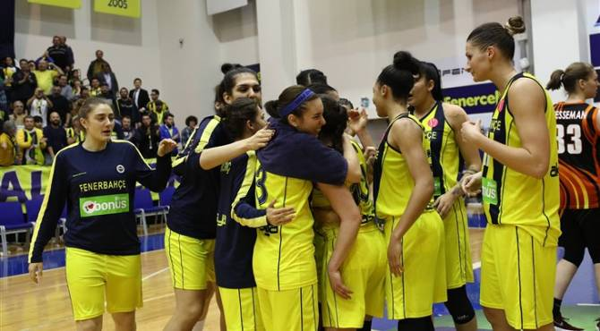 Women sport news - Fenerbahce, Yakin Dogu seal spots in last eight