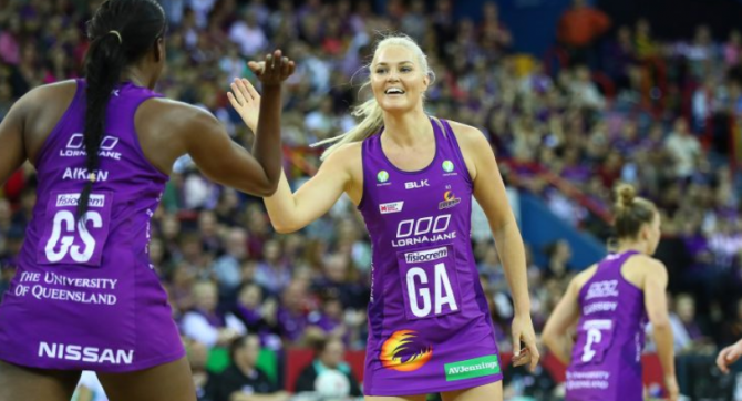 Firebirds Exact Swift Revenge For Round 1 Defeat