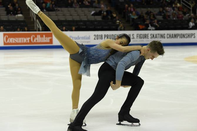 Women sport news - First Day of Competition Complete at 2019 World Figure Skating Championship