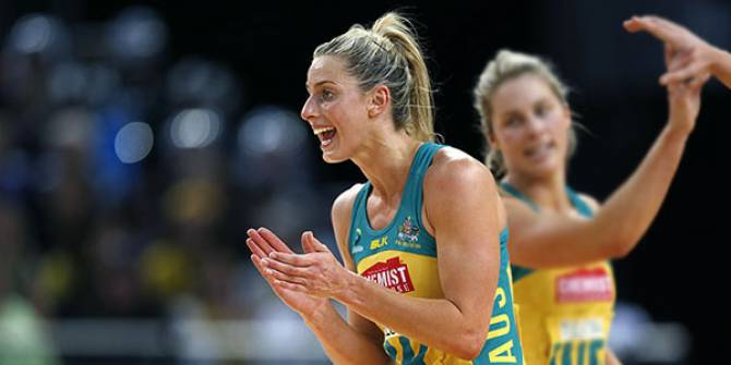 Women sport news - Geitz to return in 2018 signing