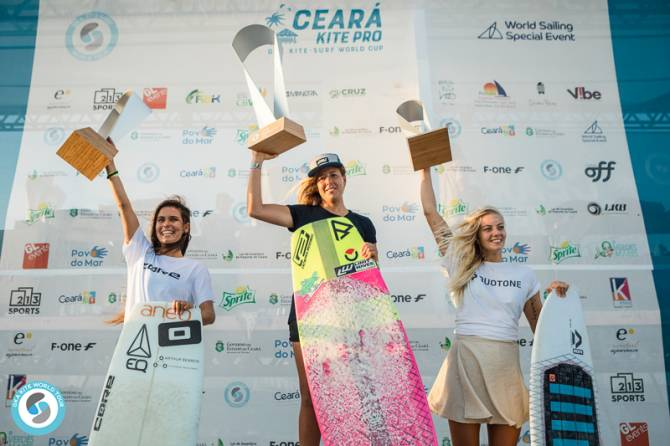 Women sport news - GKA KITE-SURF WORLD CHAMPIONS 2019