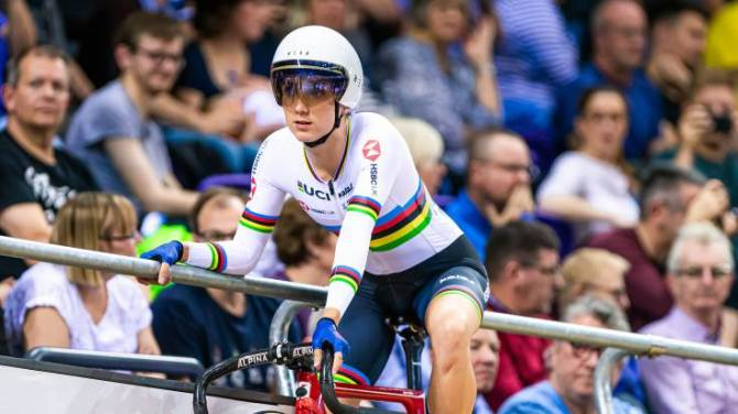 Women sport news - GREAT BRITAIN CYCLING TEAM ANNOUNCED FOR UCI TRACKCYCLING WORLD CHAMPIONSHIPS