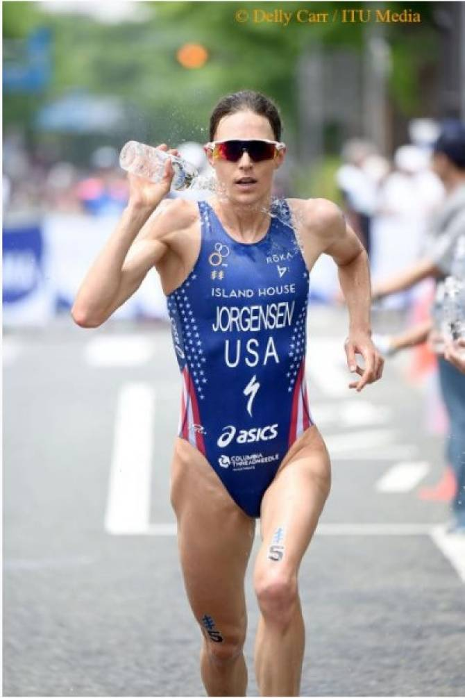 Women sport news - Gwen Jorgensen (USA) takes World Triathlon Yokohama top spot for fourth time